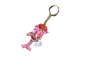 【アメリカン雑貨】【ピンクパンサー】PVCキーリング【PINK PANTHER】【豹】【アメキャラ】【アニメ】【キーホルダー】【キーリング】【鍵】【雑貨】【グッズ】【かわいい】