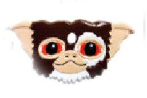 【グレムリン】キーキャップ【Gizmo】【GREMLINS】【ギズモ】【モンスター】【映画】【キーホルダー】【キーリング】【鍵】【雑貨】【グッズ】【かわいい】