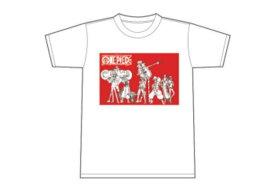 【ワンピース】【ONE PIECE】Tシャツ【L】【麦わらの一味】【ルフィ】【ゾロ】【サンジ】【チョッパー】【アニメ】【漫画】【映画】【シャツ】【ティーシャツ】【服】【衣服】【レディース】【ファッション】【グッズ】【かわいい】