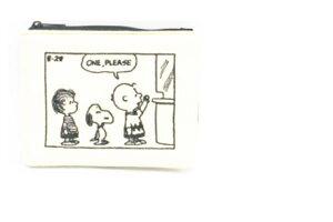 【スヌーピー】【SNOOPY】ティッシュポーチ【チケット】【刺繍コミック】【ピーナッツ】【ウッドストック】【すぬーぴー】【アニメ】【キャラクター】【ティッシュ入れ】【ティッシュ】