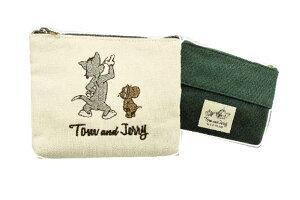 【トムとジェリー】【Tom and Jerry】【キャンバスシリーズ】ティッシュポーチ【トム】【ジェリー】【ワーナー】【アニメ】 【ポーチ】【ケース】【小物入れ】【ティッシュ入れ】【ティッ