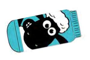 【ひつじのショーン】ジュニアソックス【ブルー】【青】【にっこりアップ】【ショーン】【ひつじ】【羊】【ヒツジ】【キャラクター】【アニメ】【映画】【ソックス】【くつした】【く