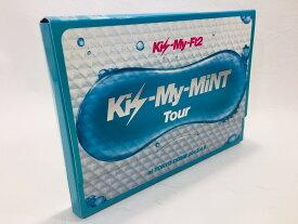 【中古品】Kis-My-MiNT Tour at 東京ドーム 2012.4.8 [DVD]【送料無料】出演: Kis-My-Ft2【商品内容】収納スリーブケース/ディスクケース/本編ディスク2枚+特典ディスク1枚/ブックレット1冊