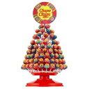チュッパチャプス ツリーディスプレイセット(ディスプレイ+アメ135本)【駄菓子 通販 おやつ 子供会 景品 お祭り く…