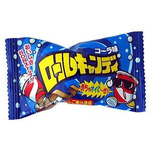 ロールキャンディ コーラ 24入【駄菓子 通販 おやつ 子供会 景品 お祭り くじ引き 縁日】