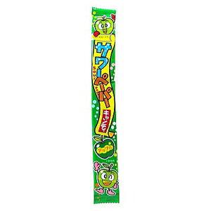サワーペーパーキャンディ アップル 36入【駄菓子 通販 おやつ 子供会 景品 お祭り くじ引き 縁日】