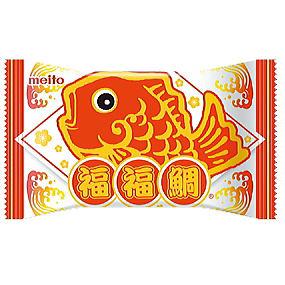 福福鯛チョコレート 10入【駄菓子 通販 おやつ 子供会 景品 お祭り くじ引き 縁日】