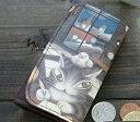 【メール便選択可能】アートキーケース 時計の街 わちふぃーるど ダヤン 本革 猫雑貨 猫グッズ 02P18Jun16