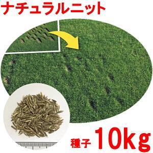 種子 ペレニアルライグラス ナチュラルニット 10kg