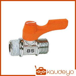 ASOH エースボール 外X外ネジ型 PT1/4XPF1/8 BS1021 8512