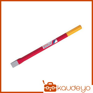 モクバ印 ロング平タガネ 19mm巾×300mm A219 2232