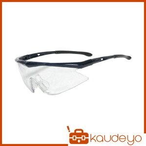 TRUSCO 一眼型安全メガネ フレームブルー レンズクリア TSG1856BL 8539