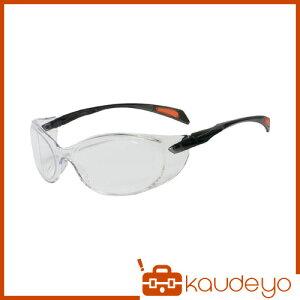 TRUSCO 二眼型セーフティグラス ゴーグルタイプ レンズクリア TSG814TM 8539
