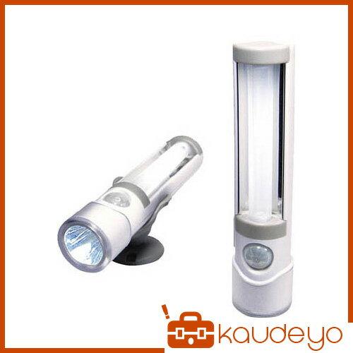 ライテックス 懐中電灯付LEDセンサースリム ASL030 8086