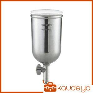 TRUSCO 塗料カップ 重力式用 容量0.5L 脚付 TGC052 4500