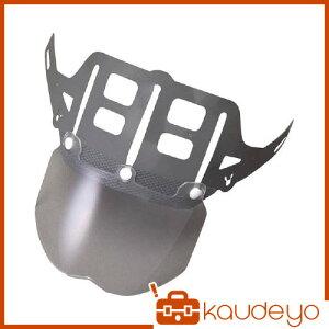 ミドリ安全 ヘルメット 交換用シールド面 SC−11用 4007100903 7186