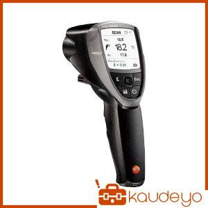 テストー 湿度測定機能付き赤外放射温度計 TESTO835H1 4325