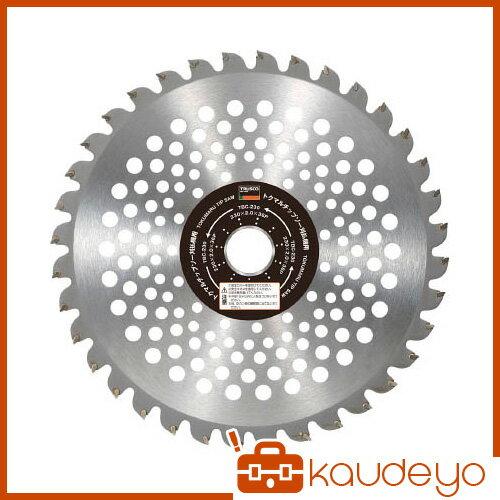 TRUSCO トクマルチップソー刈払機用 230X25.4X36P TBC230 3100