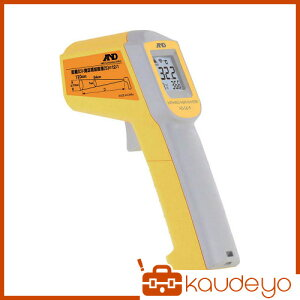 A&D 放射温度計(レーザーマーカーつき) AD5619 8503