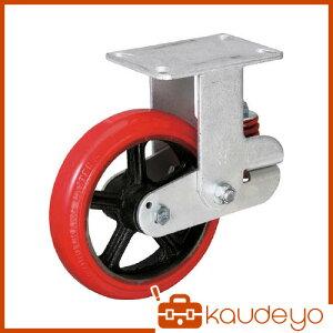 イノアック バネ付き牽引車輪(ウレタン車輪タイプ 固定金具付 Φ150) KTU150WKYS 1246