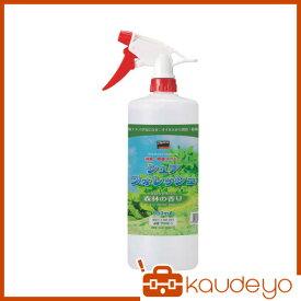 TRUSCO 除菌・消臭剤シュアフォレッシュ スプレータイプ 950ML TDDE1 4050