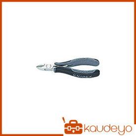 KNIPEX 7702−120HESD 超硬刃エレクトロニクスニッパー 7702120HESD 2316
