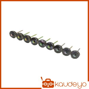 ハント ポリカーボネイト連結傘釘14×38クリアー(270本入) 00019421 6111