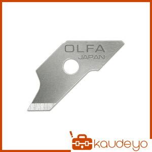 OLFA コンパスカッター替刃15枚入ポリシース XB57 1098