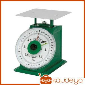 ヤマト 置き針付上皿はかり JSDX−4(4kg) JSDX4 8010