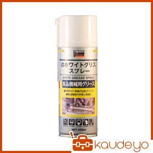TRUSCO ホワイトグリススプレー 420ml ALPWG 4050