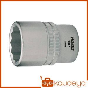 HAZET ソケットレンチ(12角タイプ・差込角12.7mm) 900Z8 6307