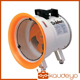 スイデン 送風機(軸流ファン)ハネ300mm単相200V低騒音省エネ SJF300L2 3065