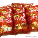 青森県産りんご使用【アップルスナック】レッド(赤袋)64g×12袋入