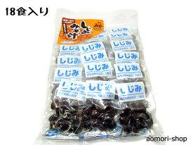 しじみちゃん本舗【しじみみそ汁(中粒)】お徳用18食入り