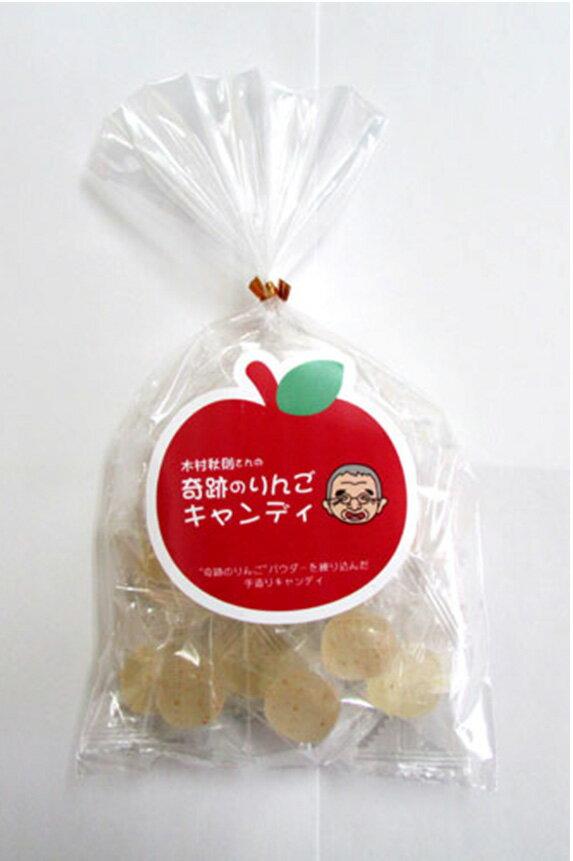 ミリオン【奇跡のりんごキャンディ】75g