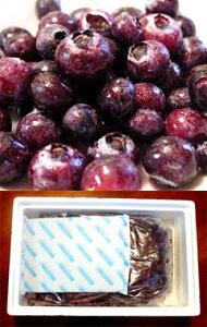 青森県産ブルーベリー 冷凍 500g【産地直送】 目にやさしいフルーツです 【みらくる本舗】