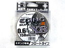 【あす楽対応】ユニチカ(UNITIKA)☆キャスライン エギングスーパーPE3 X8 150m 0.6号[エギング用品]【ネコポスだと送…