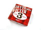 カリタ(Kalita)☆コーヒーフィルター#3丸型濾紙56mm100枚入