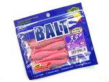 """マルキユーECOGEAR☆バルト(BALT)3.5""""158:スーパーホログラム/ピンクグロウ(夜光)"""
