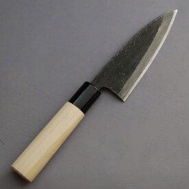青紙鋼片刃アジ切包丁105mm