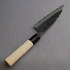 青紙鋼両刃アジ切包丁105mm