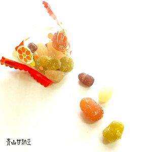 テトラ 10個入 <包装可・のし不可>お年賀 節分 豆まき 母の日 父の日 敬老の日 誕生日 ギフト 和菓子