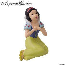 置き物 オーナメント フィギュア 屋外 ディズニー かわいい Disneyzone タカショー / ガーデンスタチュー 白雪姫 /A