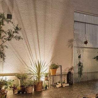 ガーデンライトLED/ひかりノベーション壁のひかり追加用ライト/LGL-LH02P/照明/屋外/明るい/タカショー/梱包サイズ小
