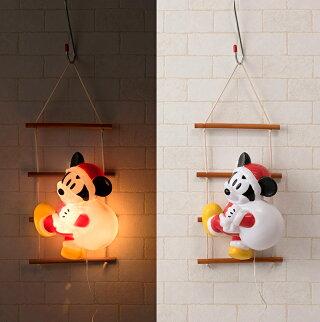 イルミネーションガーデンライト/ブローライトはしごミッキーマウス1ピースTD-3D30LGT/Disney/クリスマス/サンタ