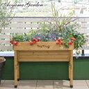 プランター 家庭菜園/ホームベジトラグ ウォールハガー S VGT-WH01/野菜/ハーブ/木製/ベランダ/スタンド/おしゃれ/タカショー/梱包サ…