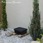 【イルミネーション・ガーデンライトなどの電源を安全に接続】コンセントボックス