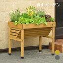 鉢 プランター ベジトラグ 菜園 スタンド 木製 ガーデニング タカショー / ホームベジトラグ ウォールハガー コンパクト ナチュラル グ…