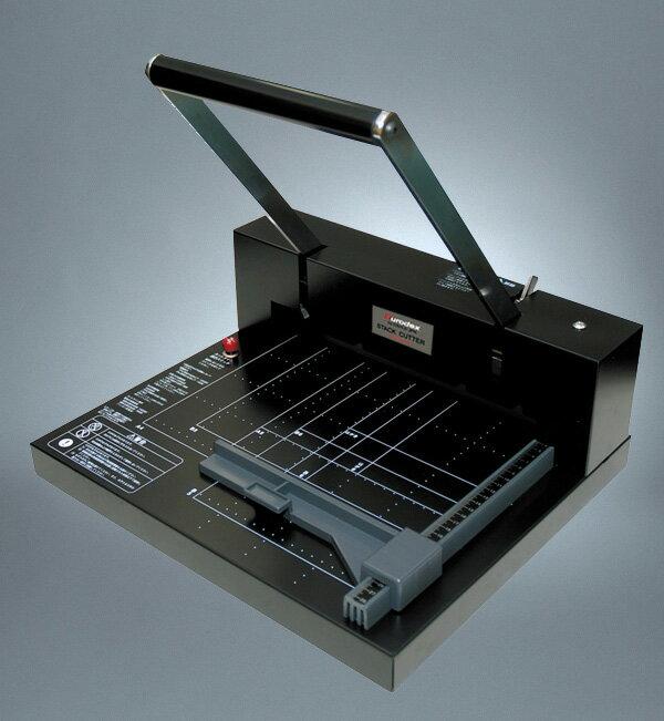 [スマホエントリーでポイント11倍]【ポイント2倍】自炊断裁機 Durodex(デューロデックス) スタックカッター 180DX 書籍の電子化(自炊)に最適な断裁機(裁断機) 個人向け A4対応 ペーパーカッター 送料無料