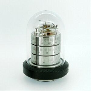 BARIGOバリゴ温湿気圧計ベースウッドBG3026-2[シルバー] 温湿度計 気圧計 送料無料